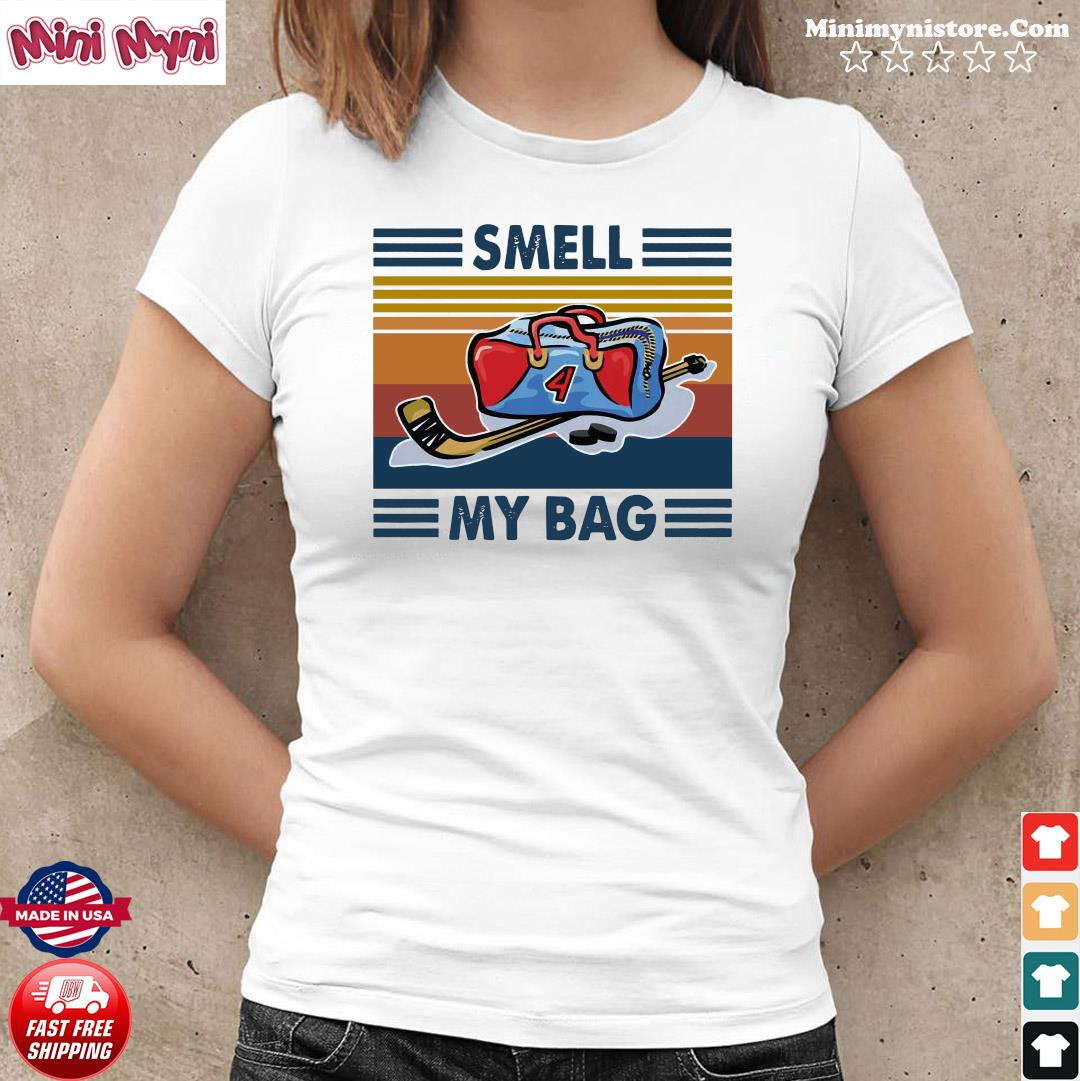 Smell My Bag Vintage Retro Shirt