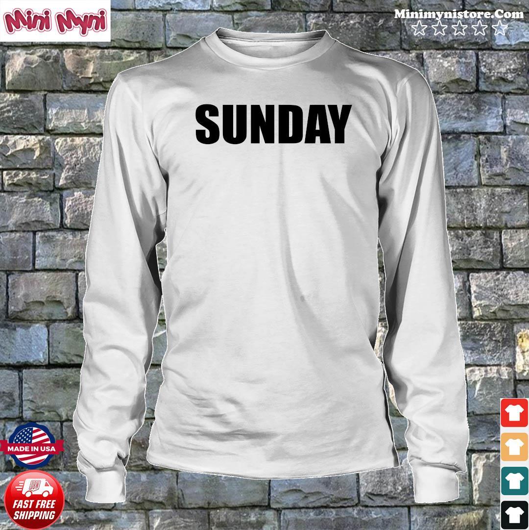 Sunday Red Golf Shirt Longsweater