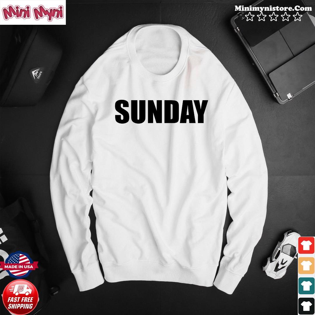 Sunday Red Golf Shirt Sweater