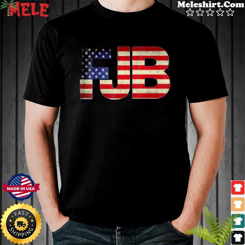 Vintage FJB Pro FJB America Flag T-Shirt