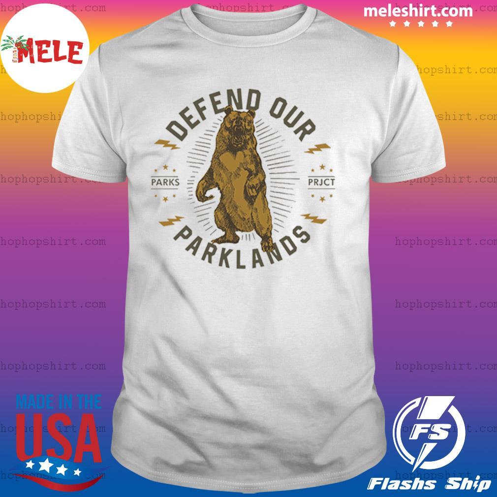 Defend Our Parklands Shirt