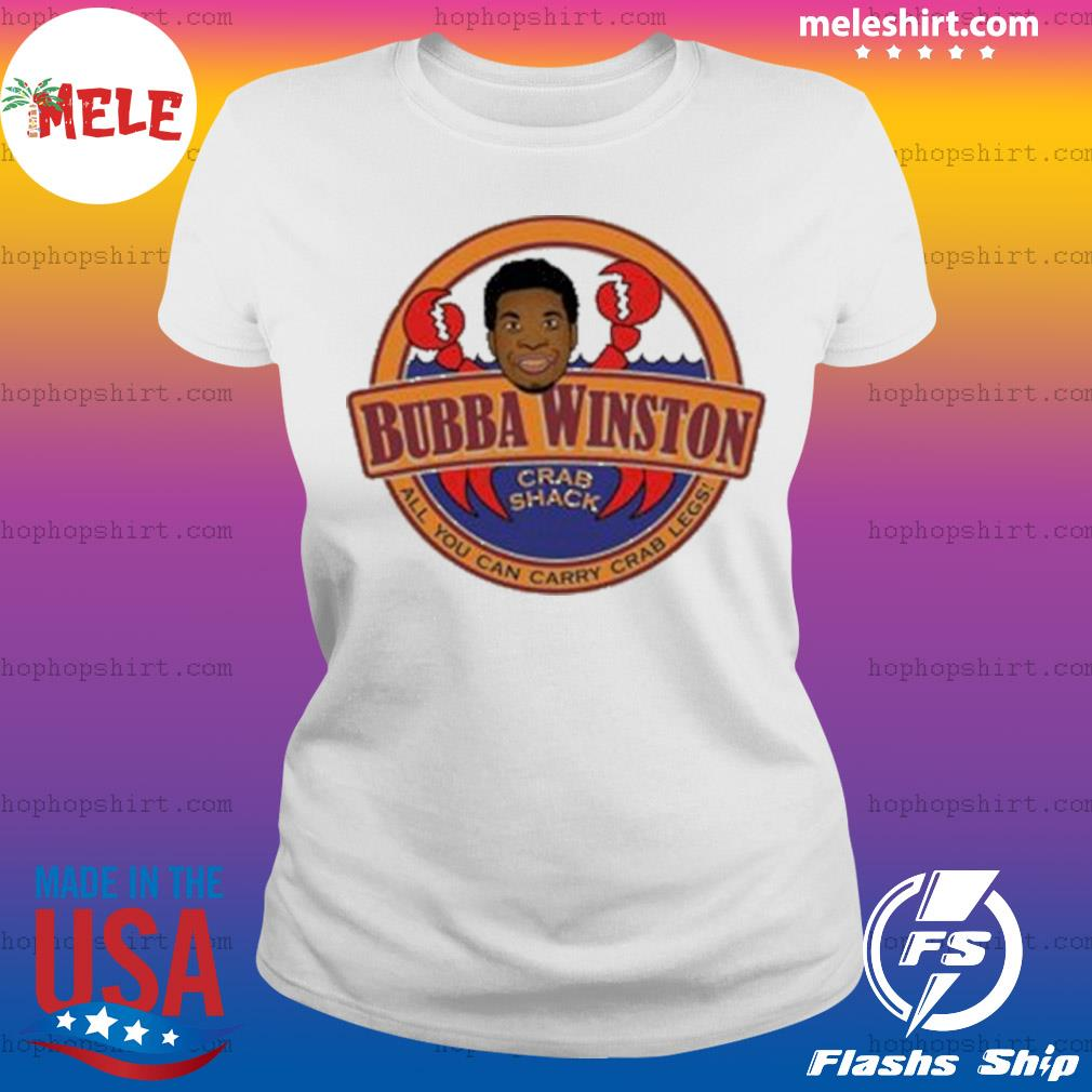 Jameis Winston Crab Legs – All You Can Carry Crab Legs s Ladies Tee