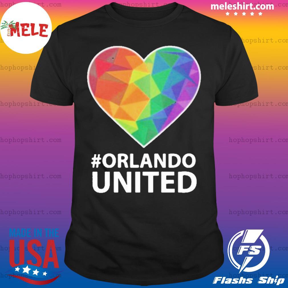 Orlando Be Strong Orlando shirt