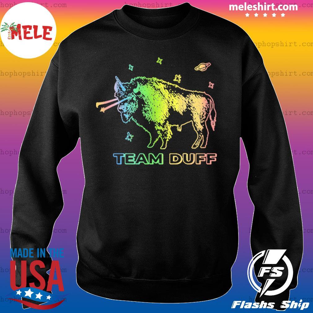 Team Duff Buffalo 2020 s Sweater