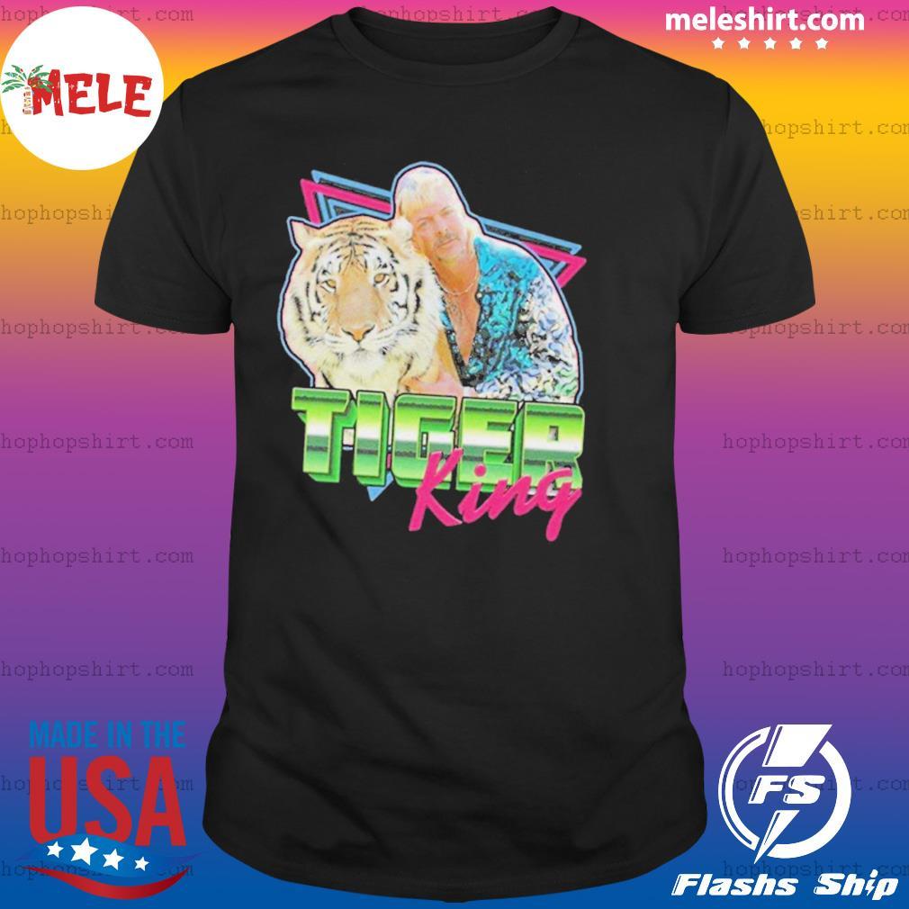 The Tiger King Joe Exotic Slogan Big Cat President shirt