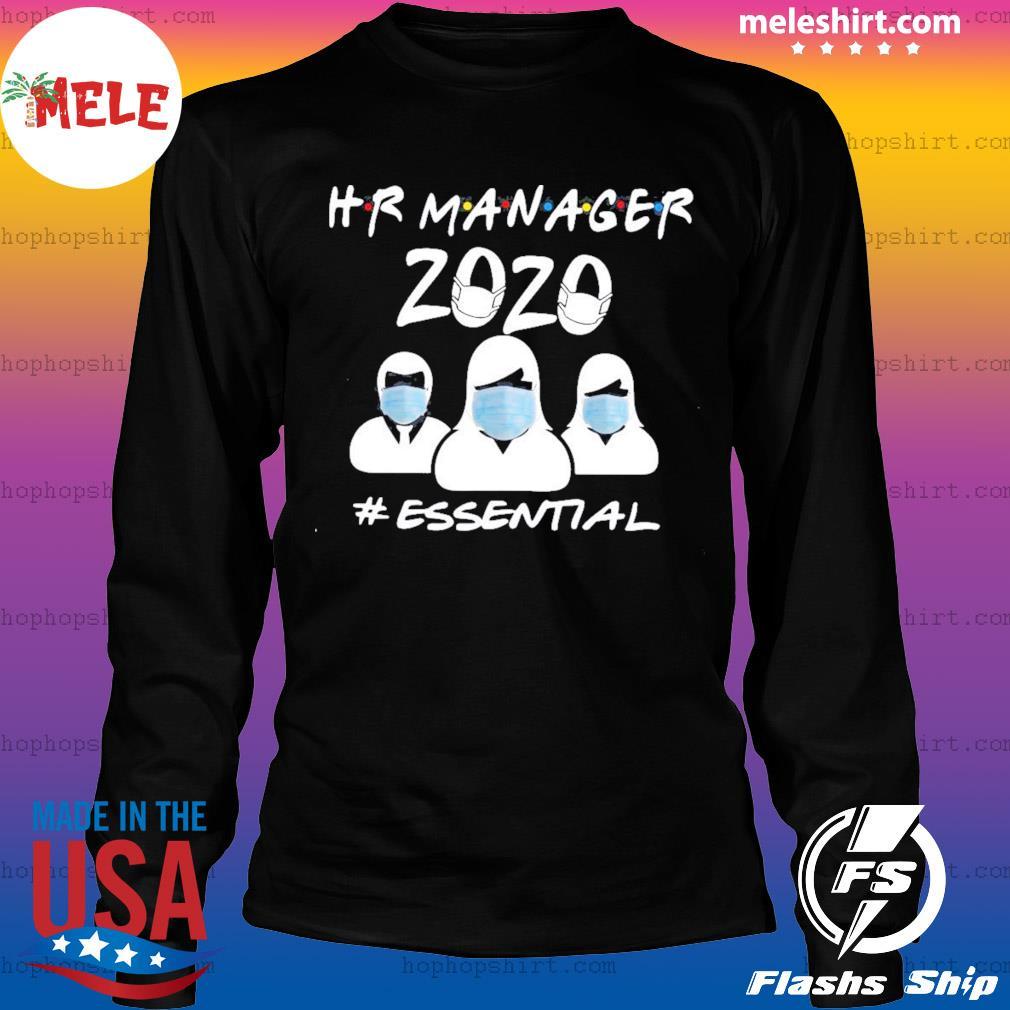 Hr Manager 2020 #Essential Shirt LongSleeve
