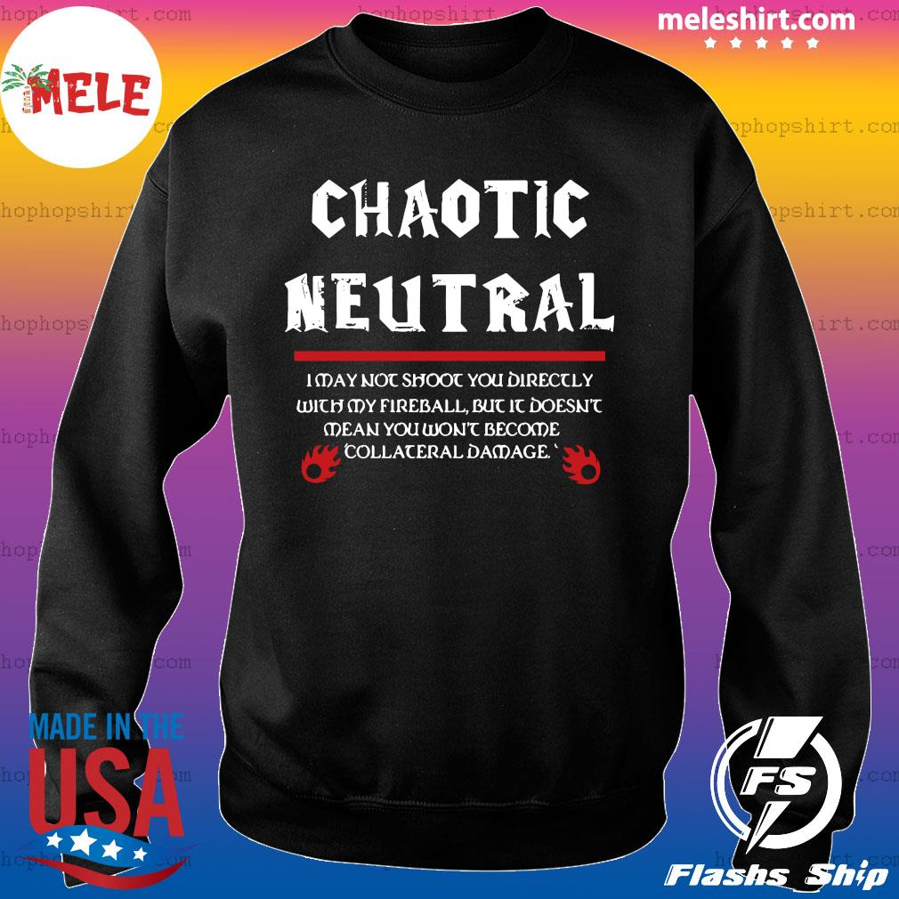Chaotic Neutral Shirt Sweater