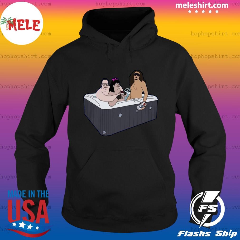 Jersey Mike's Cheesesteaks 2020 The Bad Boy Joey Janela Shirt Hoodie