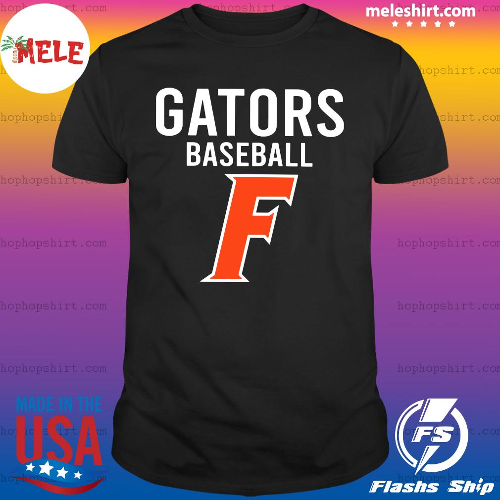 Official Florida Gators Baseball F Shirt