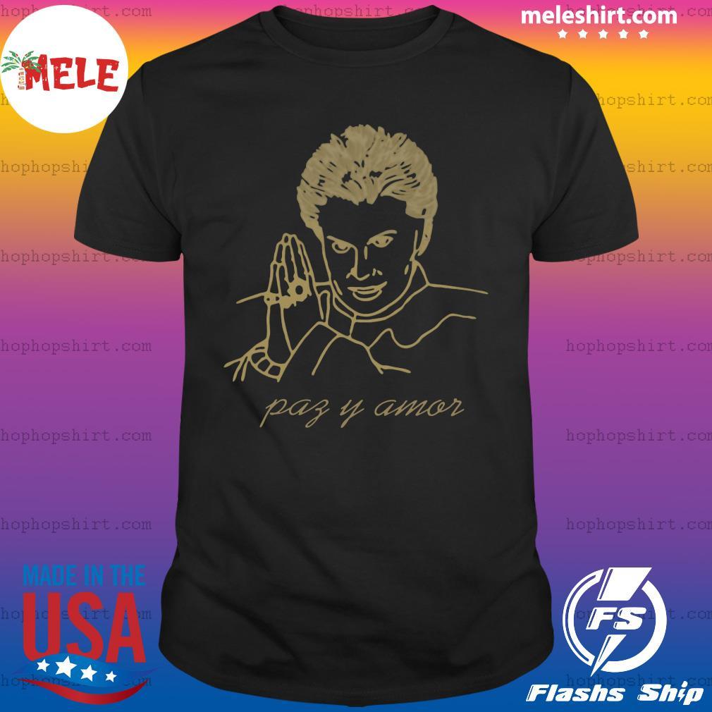 Walter Mercado Paz Y Amor Shirt