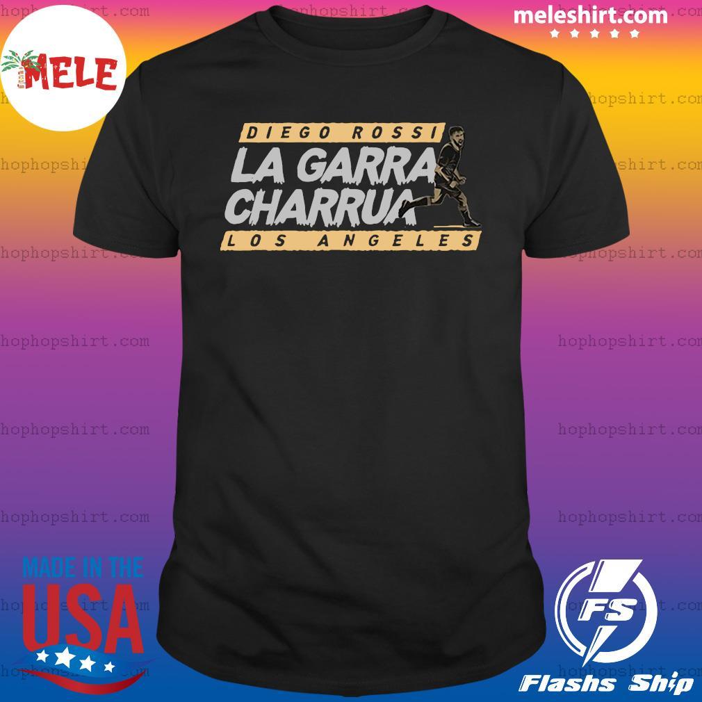Diego Rossi la garra charrua Los Angeles official shirt
