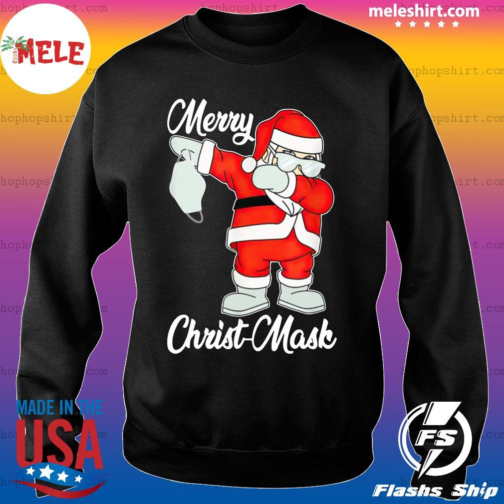 Chrismas Santa Claus 2020 Is On The Naught List Sweatshirt