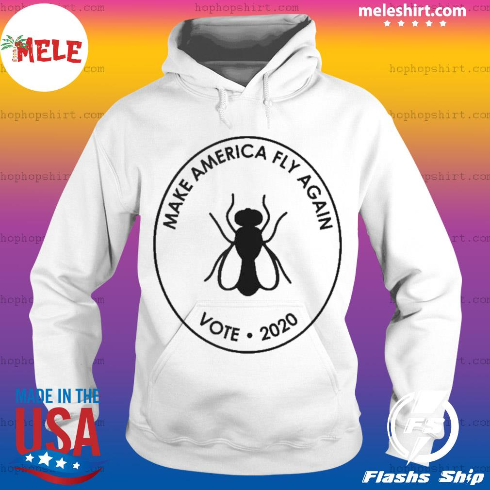 Make America Fly Again Biden Harris 2020 Debate Trump Pence s Hoodie