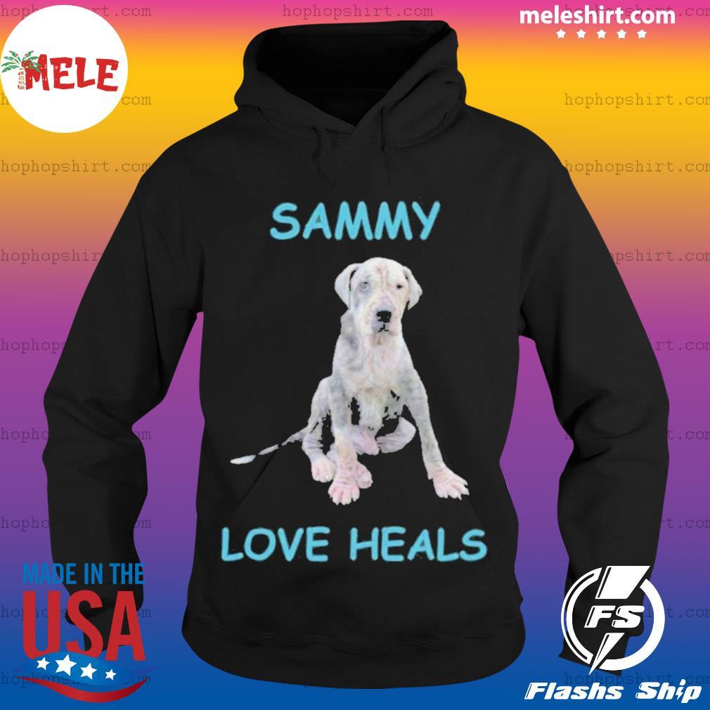 Sammy Love Heals s Hoodie