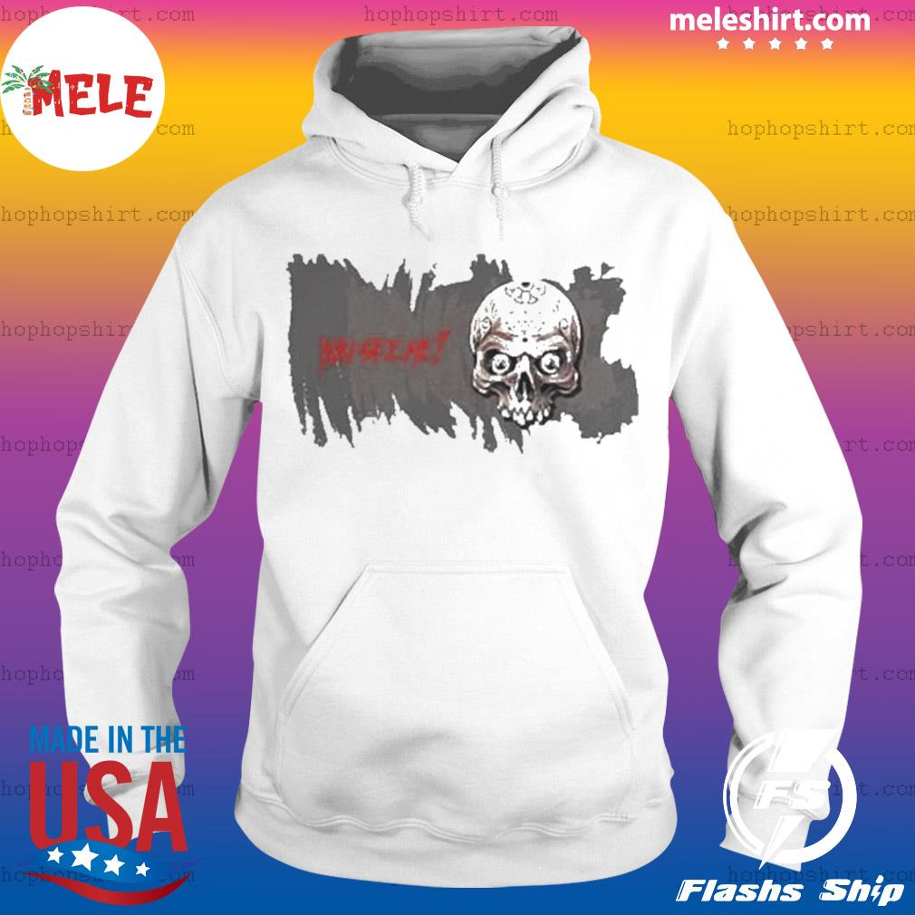 Skull You See Me Happy Halloween s Hoodie