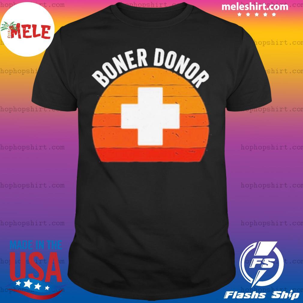 Vintage Halloween Costume Boner Donor shirt