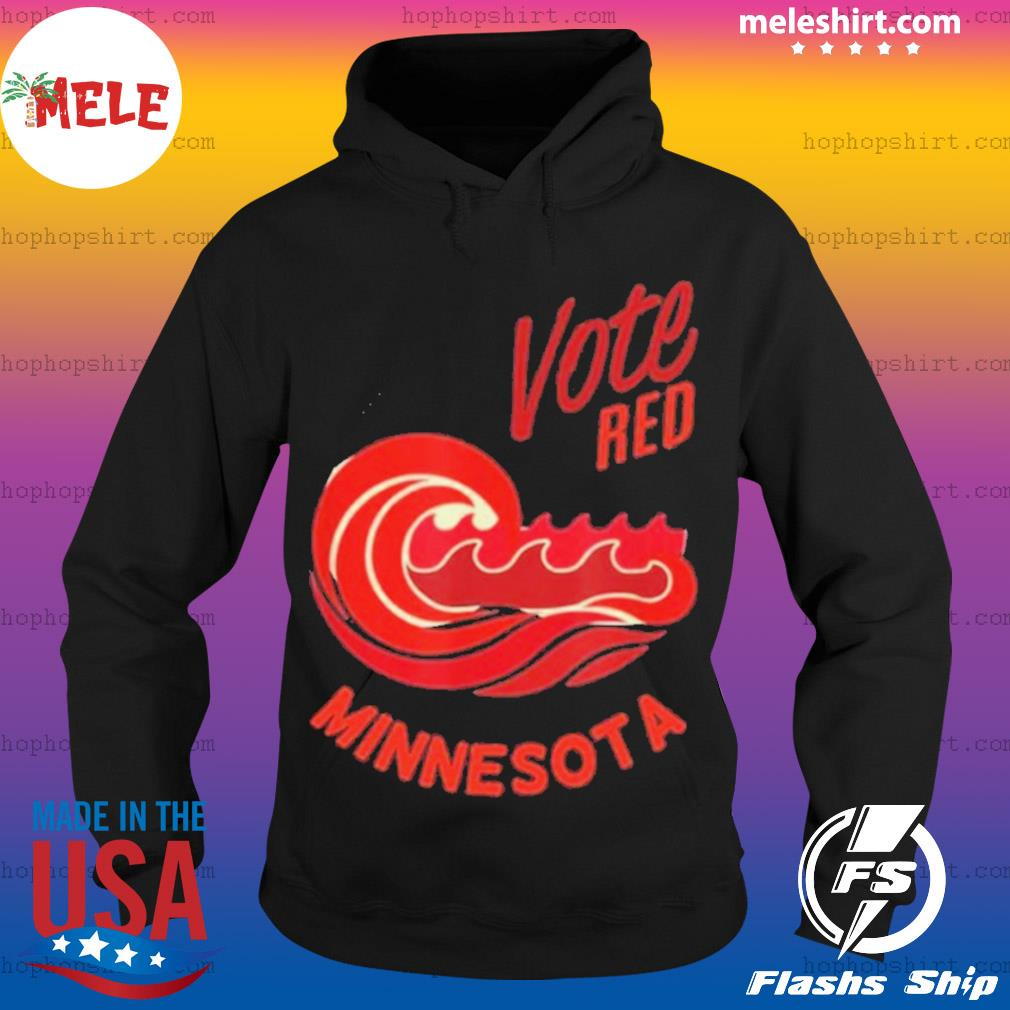 Vote Red Minnesota Republicans Election 2020 s Hoodie