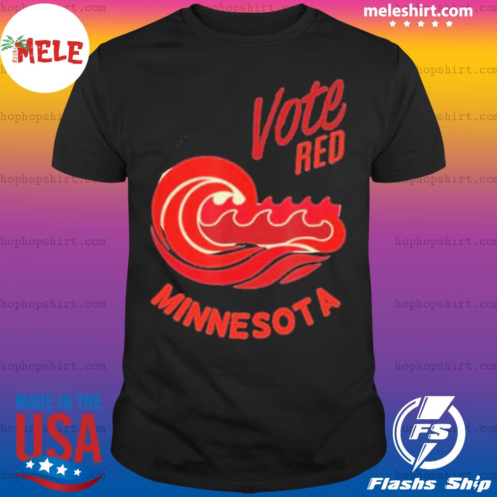 Vote Red Minnesota Republicans Election 2020 shirt