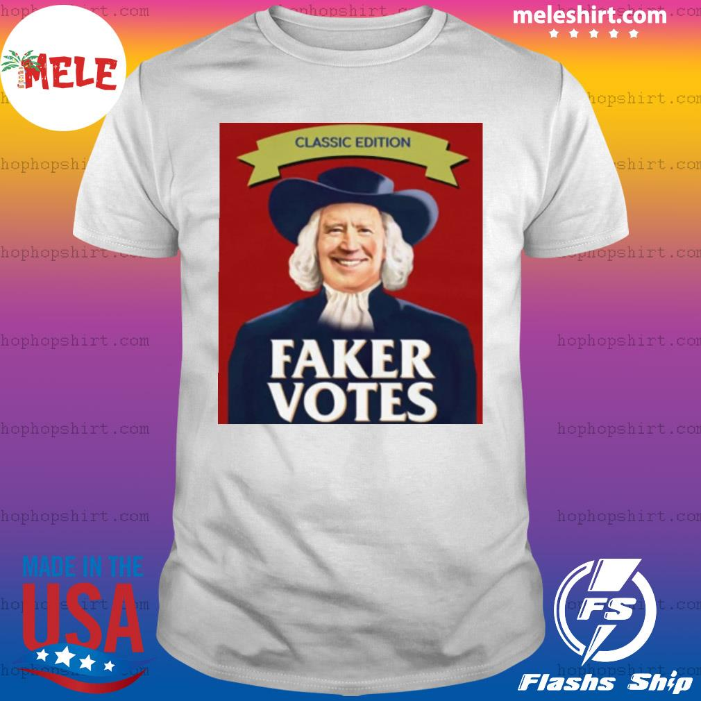 Classic Edition Faker Votes Shirt