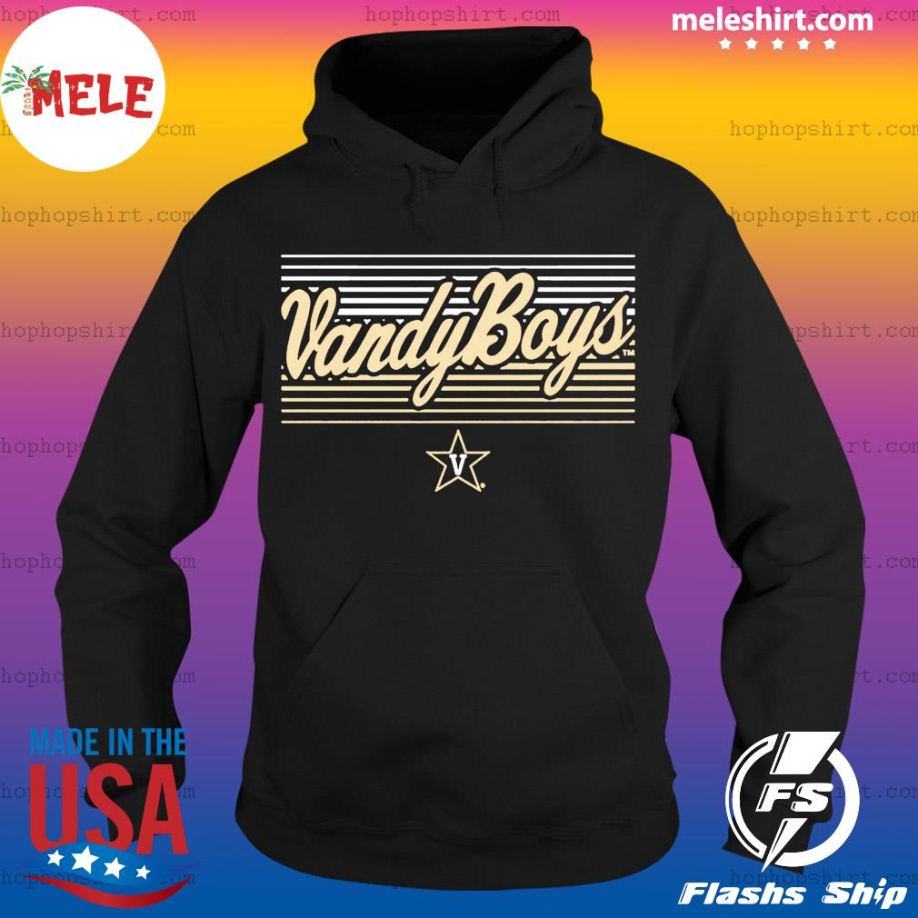 Vandy Boys Shirt – Vanderbilt Officially Licensed Tee Shirt Hoodie